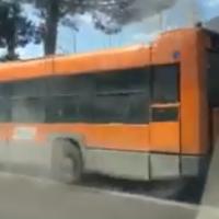 bus-fiamme-raccordo-avellino-salerno