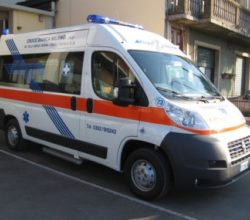 incidente in litoranea