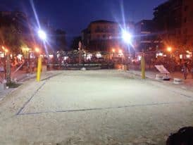 Photo of Arriva il Beach Village a Battipaglia/FOTO