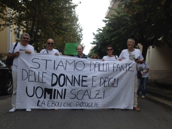 Photo of Scalzi per Eboli in favore degli immigrati