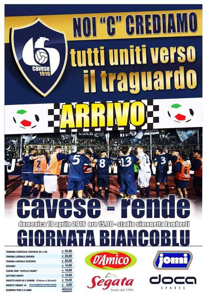 Photo of Cavese-Rende: le ultimissime dai campi