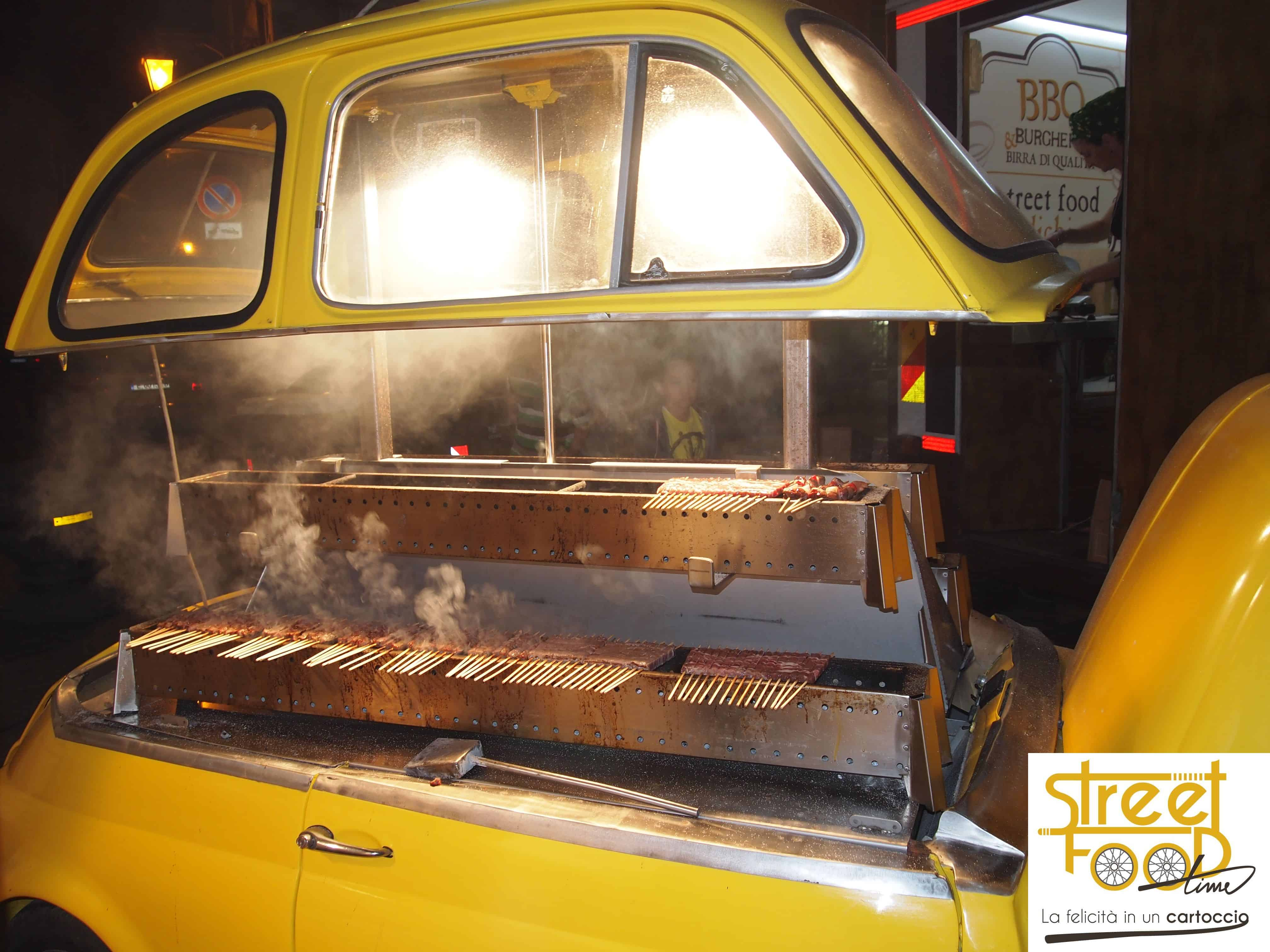 """Photo of Salerno, 20 food truck e oltre 100 proposte culinarie per lo """"Street Food Time"""""""