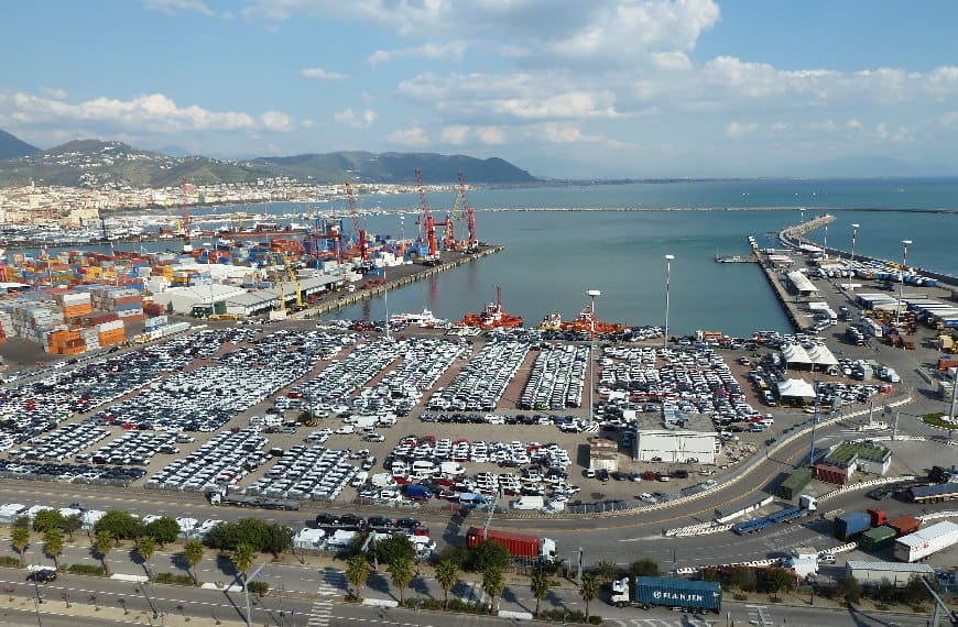 Photo of Porto di Salerno: i risultati del primo quadrimestre