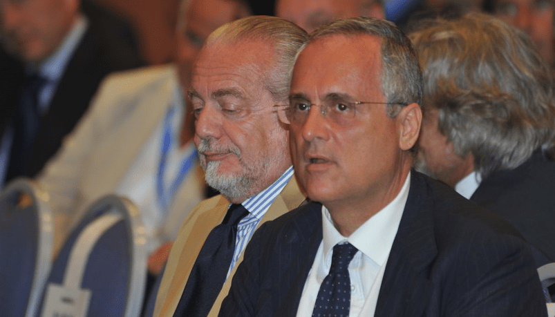 Photo of Antimafia: dopo Agnelli, convocati anche Lotito e De Laurentiis
