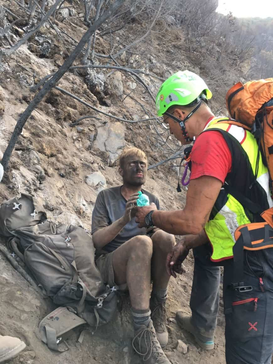 Photo of Turista si avventura in una strada solitaria dei monti di Maiori: inizio dell'inferno