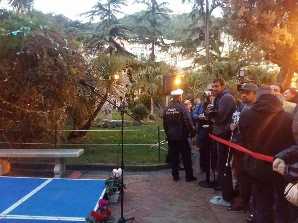 Photo of Salerno, inaugurazione Luci d'Artista: le foto più belle