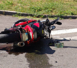 incidente-stradale-salerno-carabiniere-moto