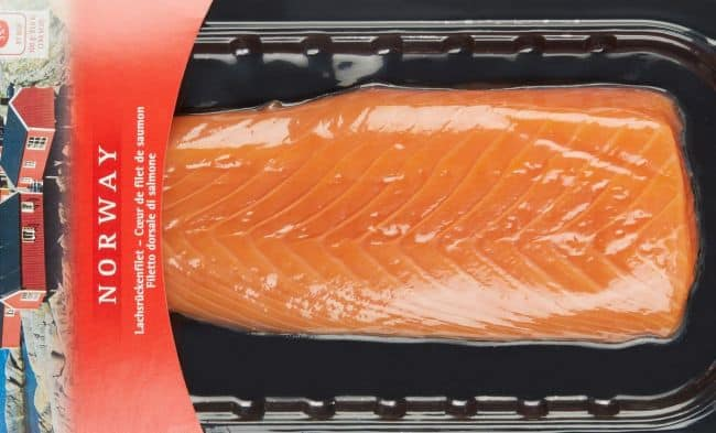 "Photo of Richiamato il filetto di salmone ""Norway"": etichettatura sbagliata"