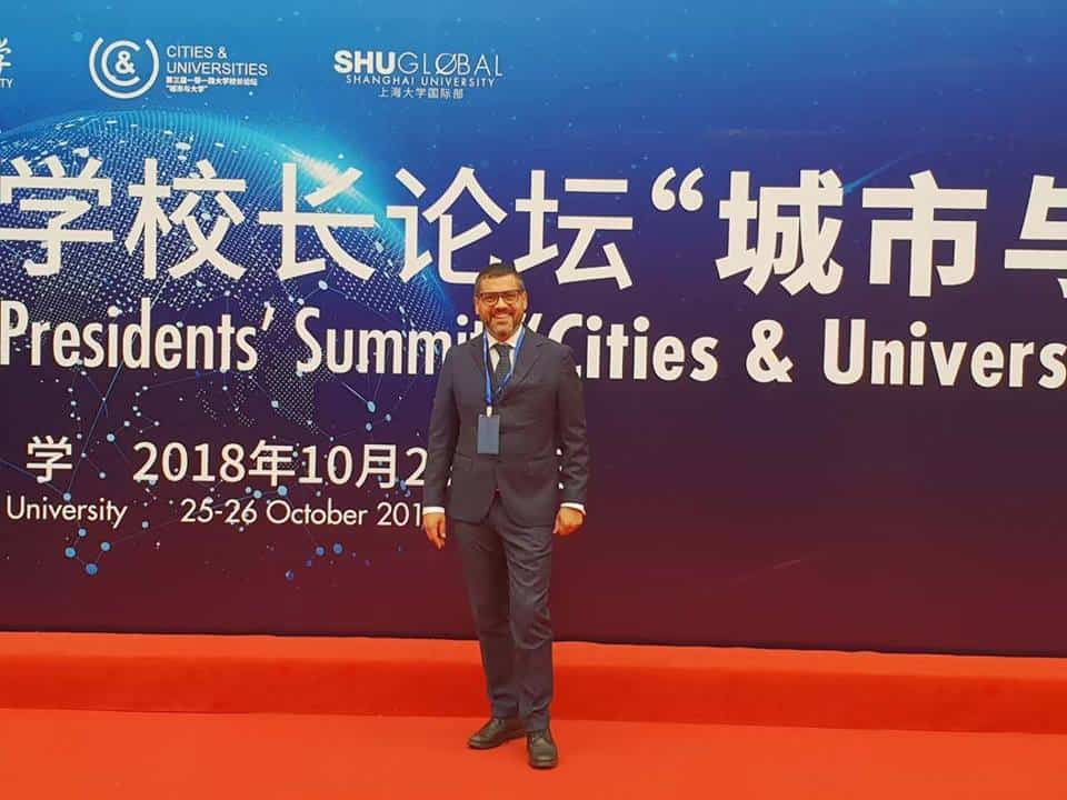Photo of Accordo Unisa-Cina: Tommasetti alla Shanghai University