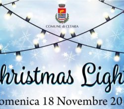 Christmas Lights Cetara