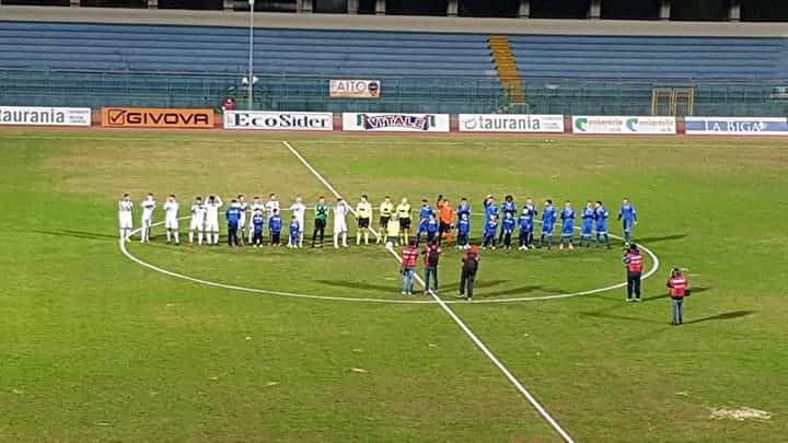 derby Paganese Cavese