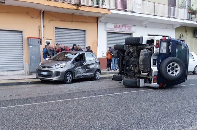 incidente agropoli suv2