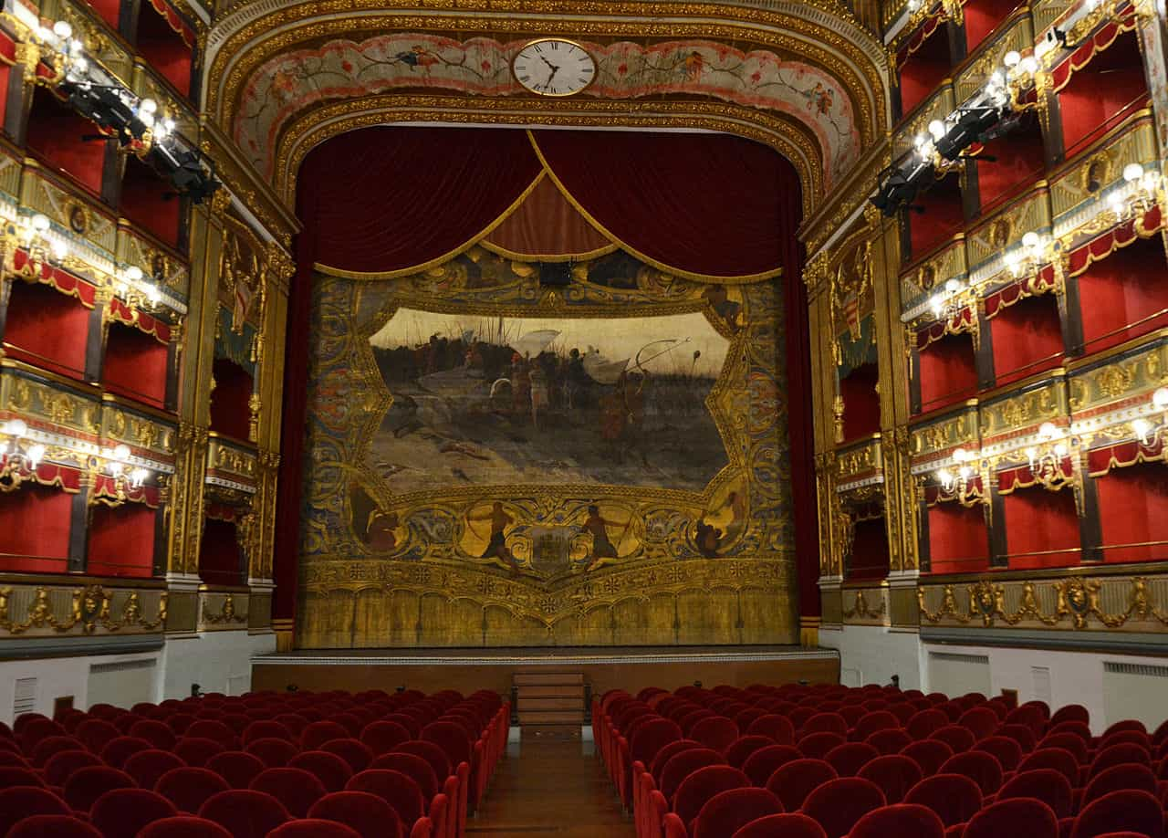 Photo of Salerno, Teatro Verdi: la nuova stagione  Lirica, Concertistica e di Balletto