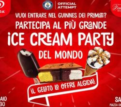 ice cream party algida