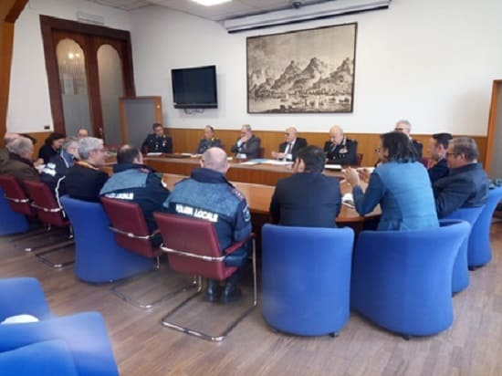Photo of Sicurezza: il Prefetto incontra i sindaci di Agro e Valle dell'Irno
