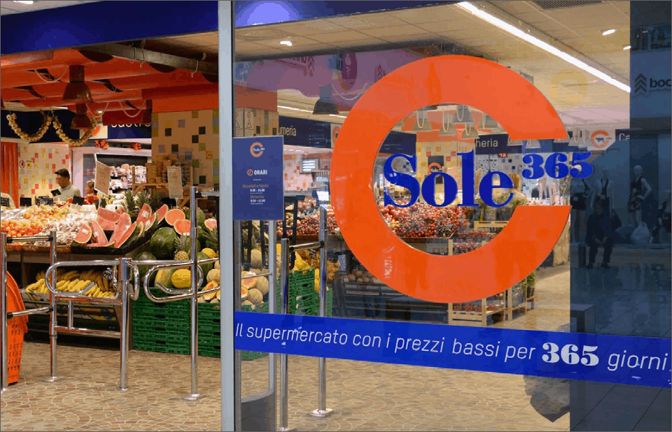 sole365 supermercato