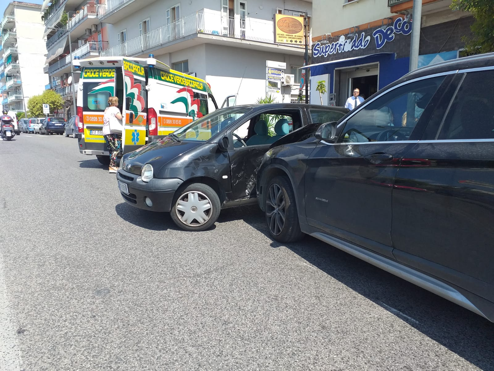 Incidente-Bellizzi-via-Roma