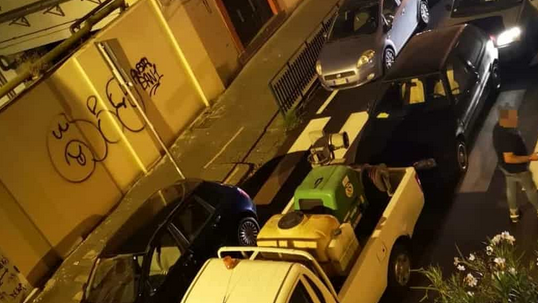 Photo of Salerno, tamponamento tra 3 auto e un furgone