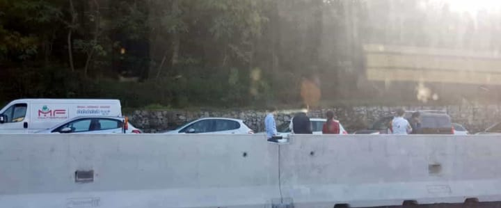 Photo of Incidente sul raccordo Salerno – Avellino: traffico in tilt allo svincolo di Baronissi