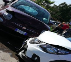 incidente-stradale-albanella-scontro-auto-donne