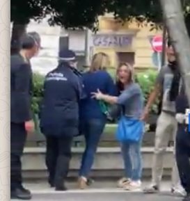 Photo of Salerno, rissa sfiorata sul lungomare: denunciate le 2 donne senza mascherina