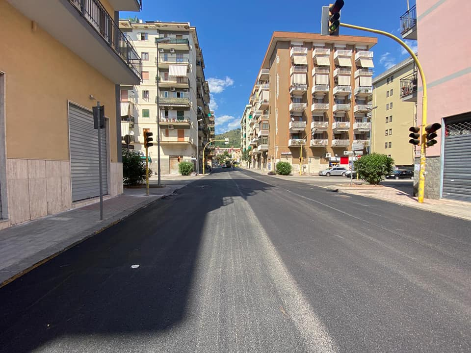 "Photo of Salerno, restyling per le strade della zona orientale: ""Interventi dovuti per la collettività"""