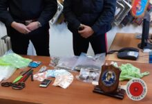 Photo of Casa della droga a San Mango Piemonte: sequestrati soldi, hashish e marijuana, 27enne arrestato