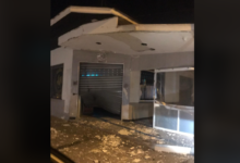 Photo of Paura a Scafati, bomba esplode davanti ad un bar