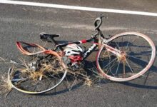 Photo of Incidente ad Agri: bici contro auto, ciclista 58enne finisce in ospedale